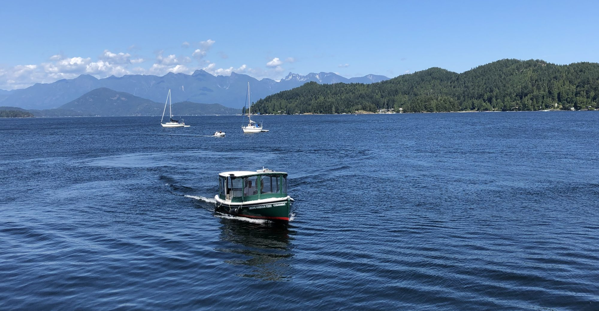 Gibsons Harbour Ferries